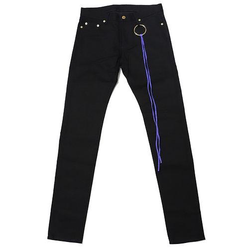 M Stitch Denim pants | st