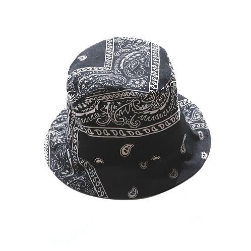 vintage bandana hat | MS04