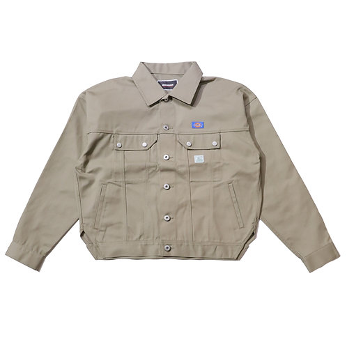 Overfit Type2 Work Jacket / KHAKI