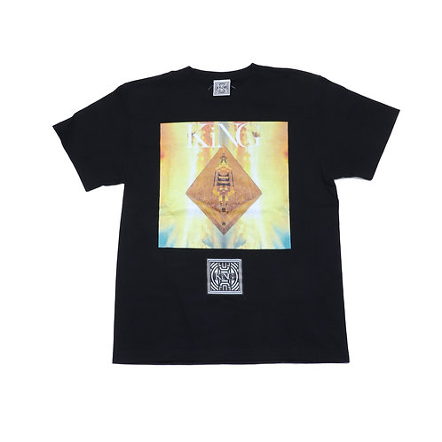KiNG / UFO pyramid Tshirt