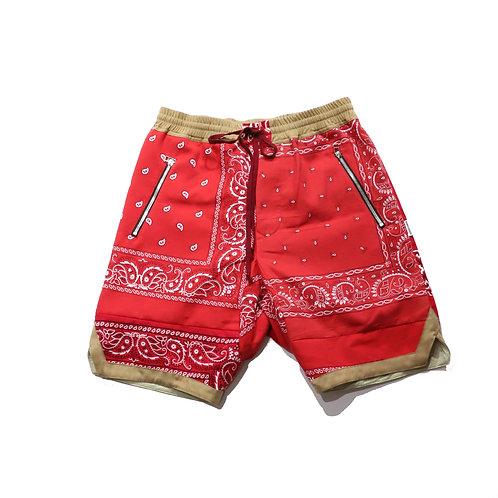 bandana shorts | 25