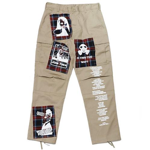 THE Cargo Pants / Khaki