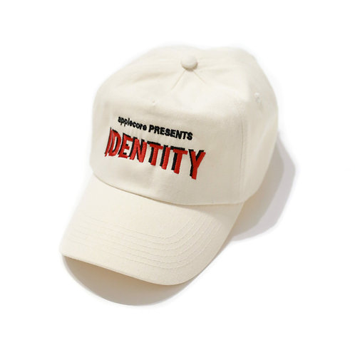 APPLE CORE / Identity cap_SD