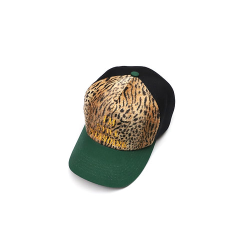 5 Panel Leopard CAP