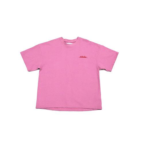 MSB Classic t-shirt / PINK
