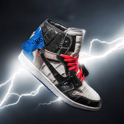 "LUX ""Frag"" | Air Jordan 1"