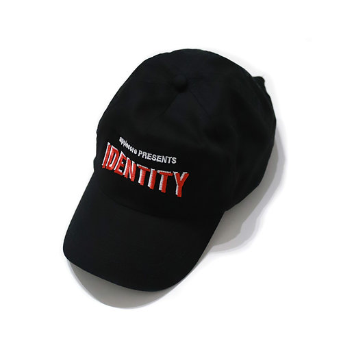 APPLE CORE / Identity cap_BLK