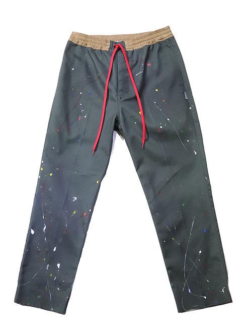 [P]Skate Pants / OLIVE GREEN