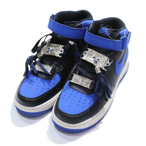 KiNG / AIR FORCE 1 MID'07_BLE