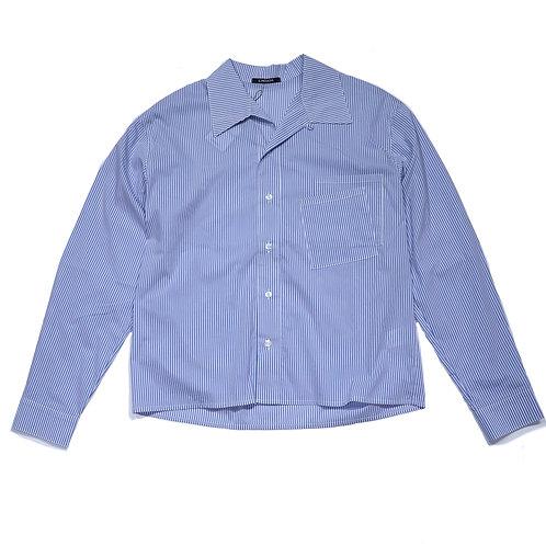 3.PARADIS / DESIRÉE L/S button shirt stripes