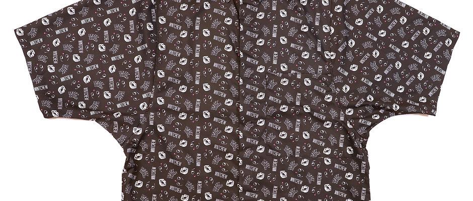 MINTCREW × BETTY BOOP ALOHA SHIRTS / BK