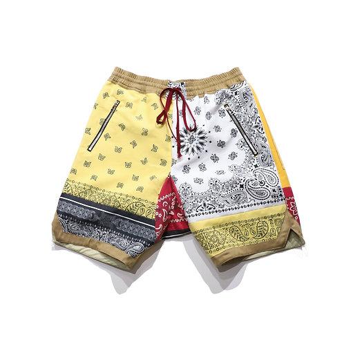 bandana shorts | 07