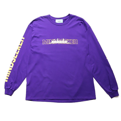 BEYOND  long sleeve T-shirt / PU〔LIMITED〕