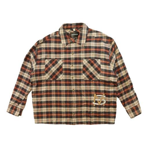 MS Check Shirt / BK