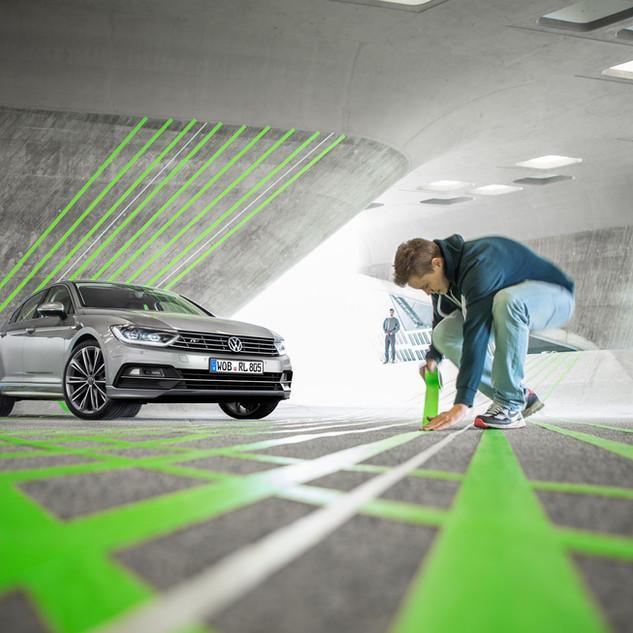 VW DAS AUTO FOTOSHOOTING