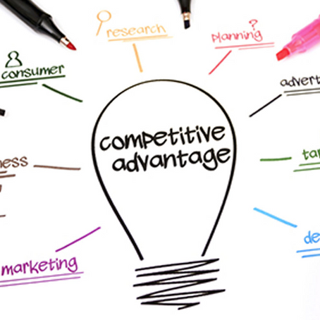 Your Most Important Competitive Advantage...