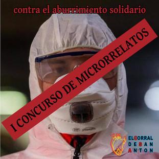 I CONCURSO DE MICRORRELATOS CONTRA EL ABURRIMIENTO SOLIDARIO