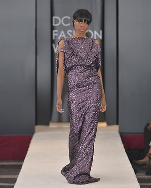 Mason Sylvster Trophy Gown