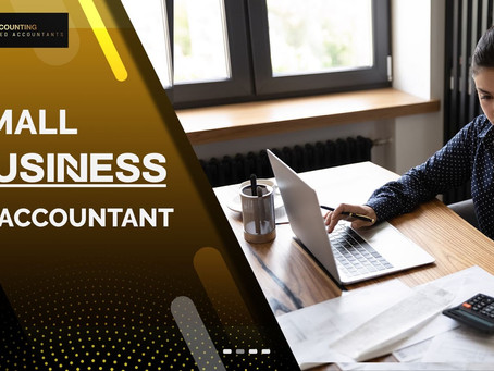 Top Five Reasons Small Businesses Need an Accountant