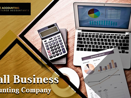 Why Should You Hire the Services of a Small Business Accounting Company?