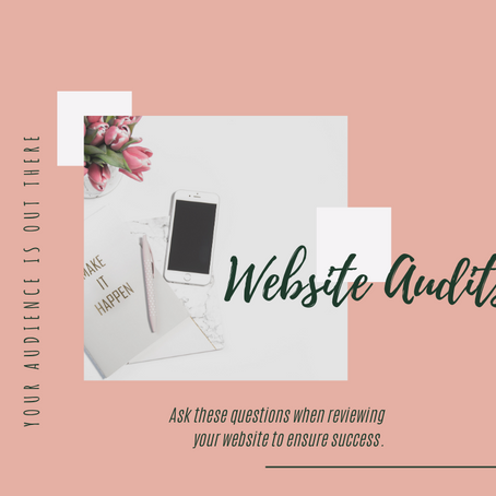 Digital Marketing 101: Website Audits