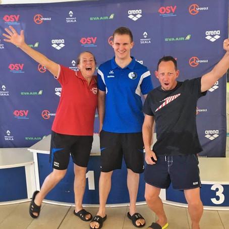 Erfolge bei den 32. Österreichische Mastersmeisterschaften