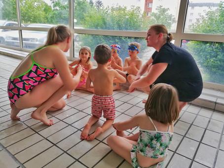 Corona-Virus Pandemie: Absage Schwimmschule