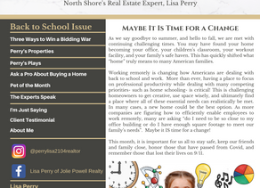 Perry's Paper: September 2020 Edition
