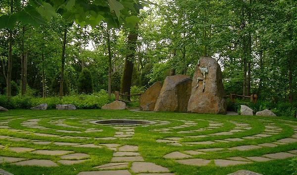 The Labyrinth at Avalon