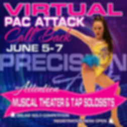 Precision Virtual Calling musical theate