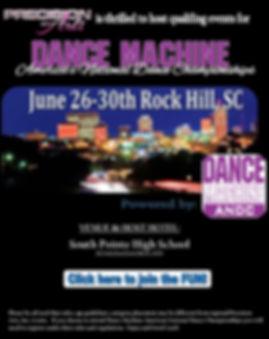 Dance Machine - Rock Hill 2019 Landing P