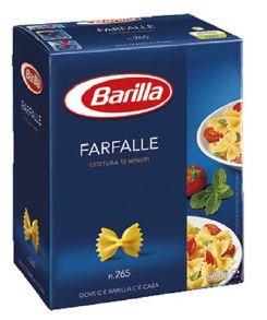 FARFALLE 500G BARILLA