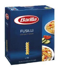FUSILLI 500G BARILLA