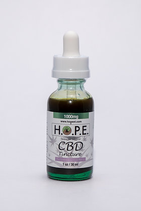 H.O.P.E. Tincture Spearmint 1000mg