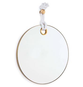 Modern Nautical Mirror