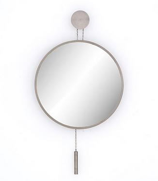 Pull Chain Mirror