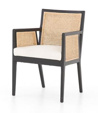 Cane Host Chair