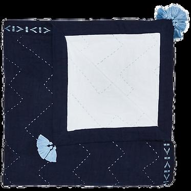 Nissita Indigo Blanket