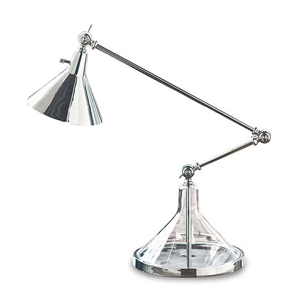 Glass Task Lamp
