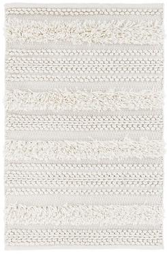 Bohemian Stripe Ivory Indoor/Outdoor Rug