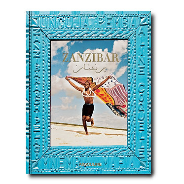 Zanzibar Coffee Table Book