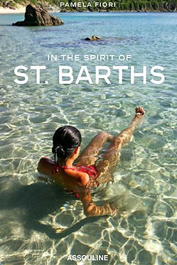 St. Barths Coffee Table Book