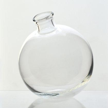 Clear Sphere Vase