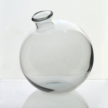 Smoke Sphere Vase