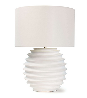 Accordian Table Lamp