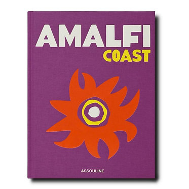 Amalfi Coast Coffee Table Book