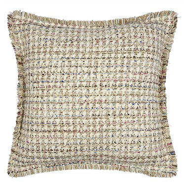 Tweed Toss Pillow
