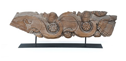 Reclaimed Carving