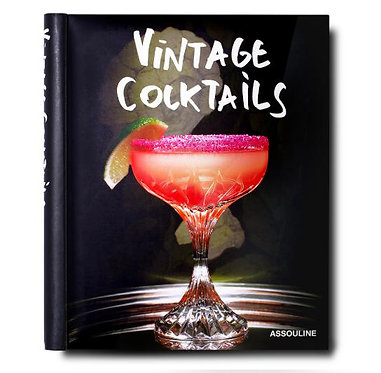 VINTAGE COCKTAIL BOOK