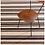 Thumbnail: Stripe Woven Cotton Rug